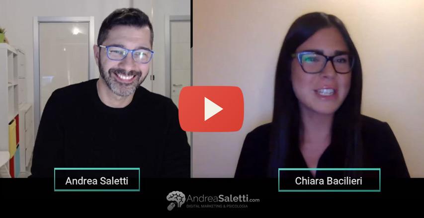 Andrea Saletti intervista Chiara Bacilieri