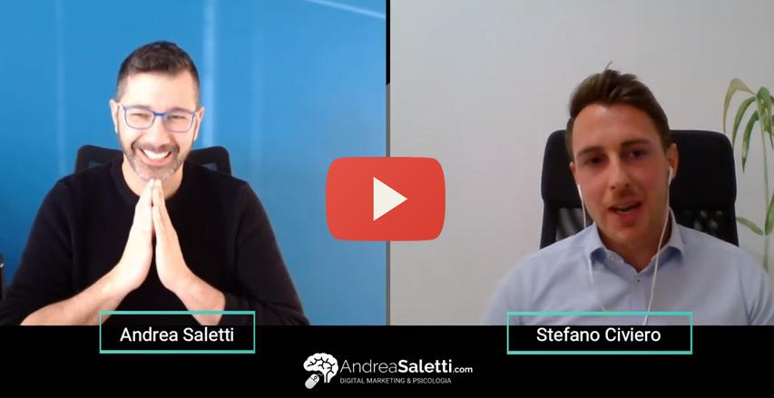 Andrea Saletti intervista Stefano Civiero