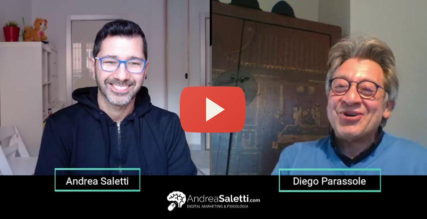 Andrea Saletti intervista Diego Parassole