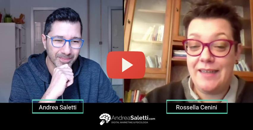 Andrea Saletti intervista Rossella Cenini