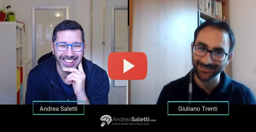 Andrea Saletti intervista Giuliano Trenti